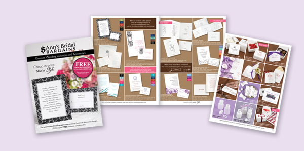 Free Wedding Invitation Catalogs With Great Invitations Layout
