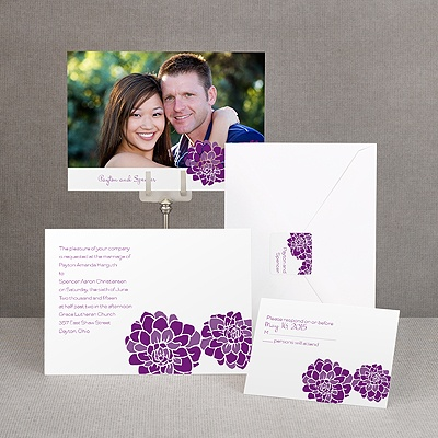 Introducing Our New Double Sided Wedding Invitations For All Over